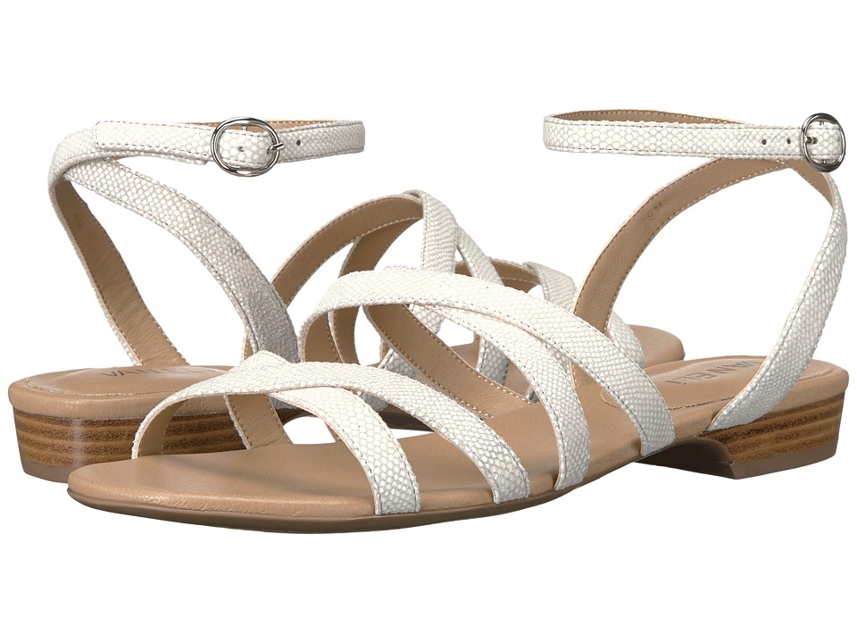 Vaneli - Bryn (White Summer Print) Women's Sandals
