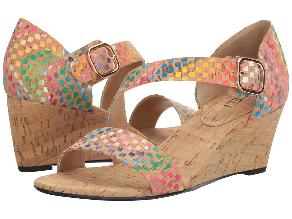Vaneli - Marilyn (Natural Multi Spiral Cork) Women's Sandals