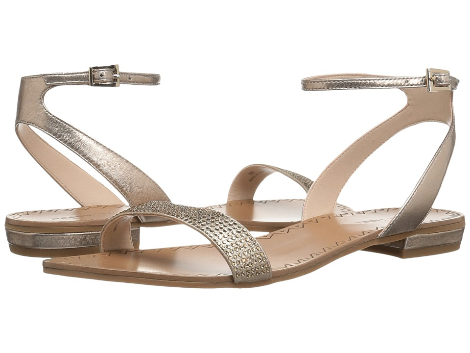 Pelle Moda - Bazel (Platinum Gold) Women's Shoes