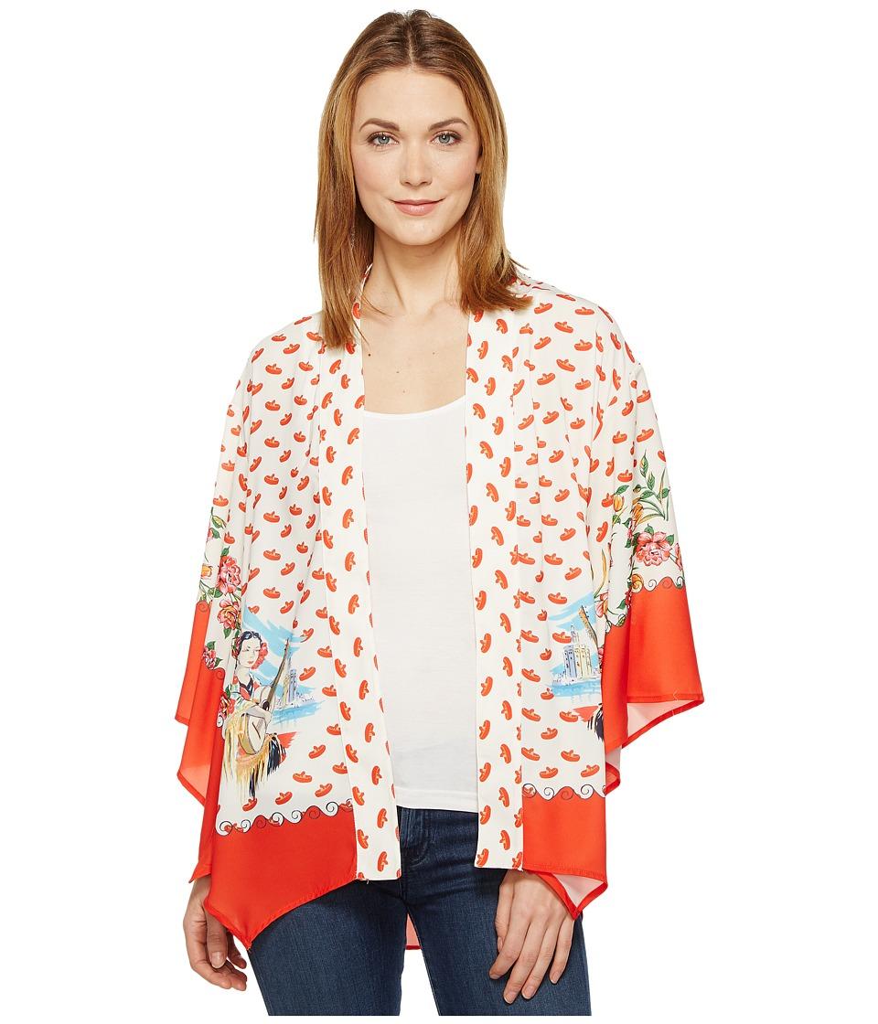 Tasha Polizzi - Mexico Kimono (Multi) Women's Clothing