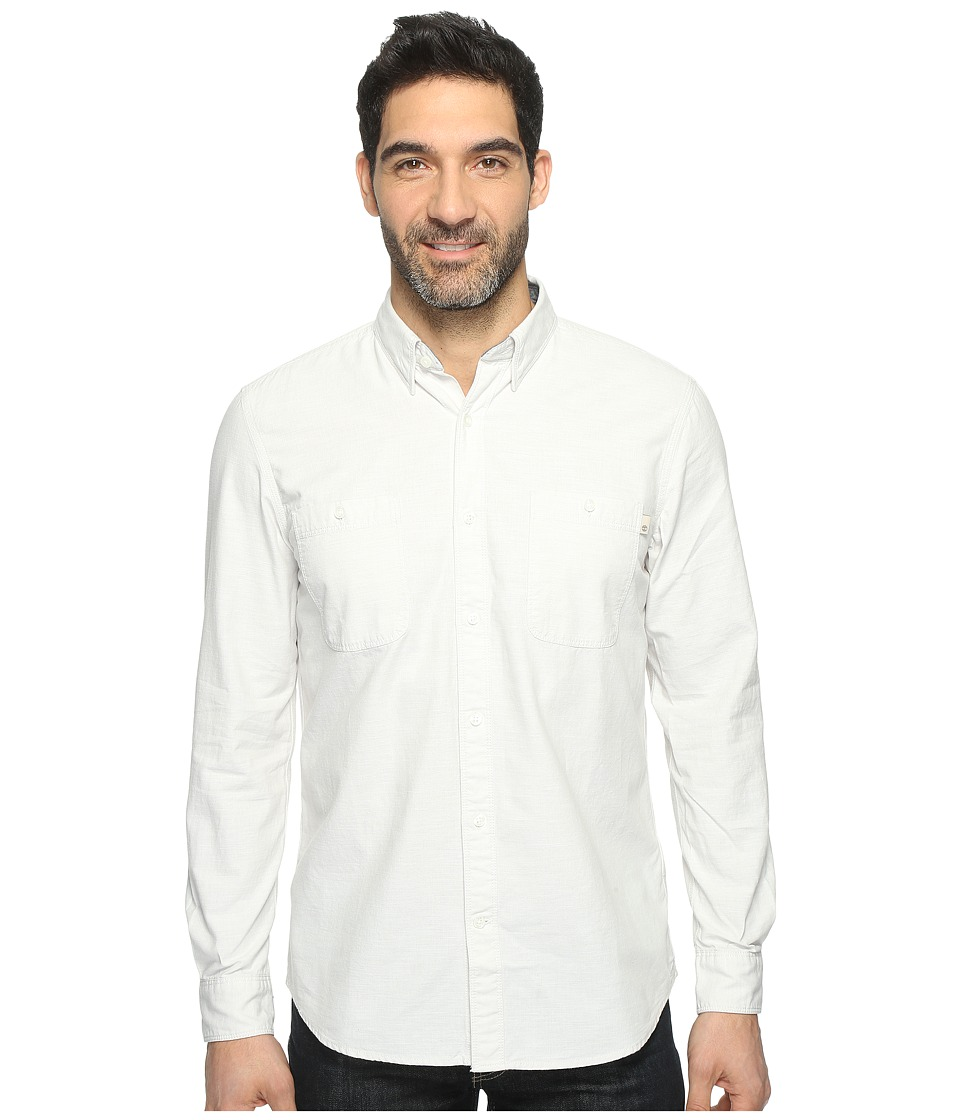 Timberland - Mumford River Classic Chambray Shirt (Wind Chime Yarn-Dye) Men's Long Sleeve Button Up