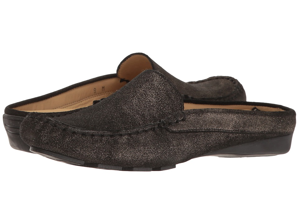 Vaneli - Rossie (Black Afry) Women's Flat Shoes