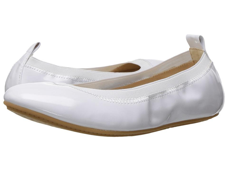Yosi Samra Kids - Miss Samara (Toddler/Little Kid/Big Kid) (White) Girls Shoes