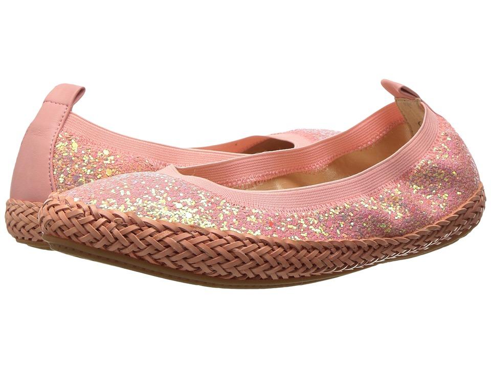 Yosi Samra Kids Miss Lara (Toddler/Little Kid/Big Kid) (Peach Nectar) Girls Shoes