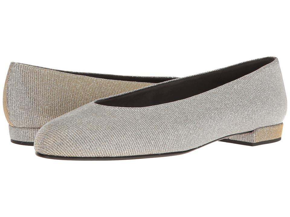 Stuart Weitzman - Chicflat (Magnesium Nocturn) Women's Shoes