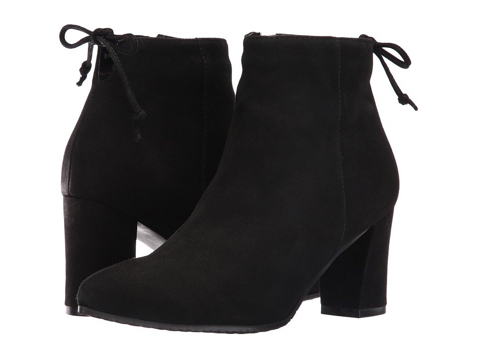Blondo - Tiana Waterproof (Black Suede) Women's Boots