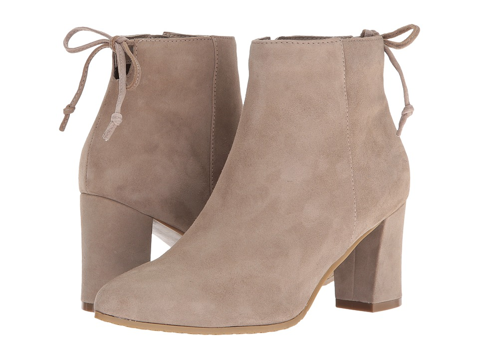 Blondo - Tiana Waterproof (Taupe Suede) Women's Boots