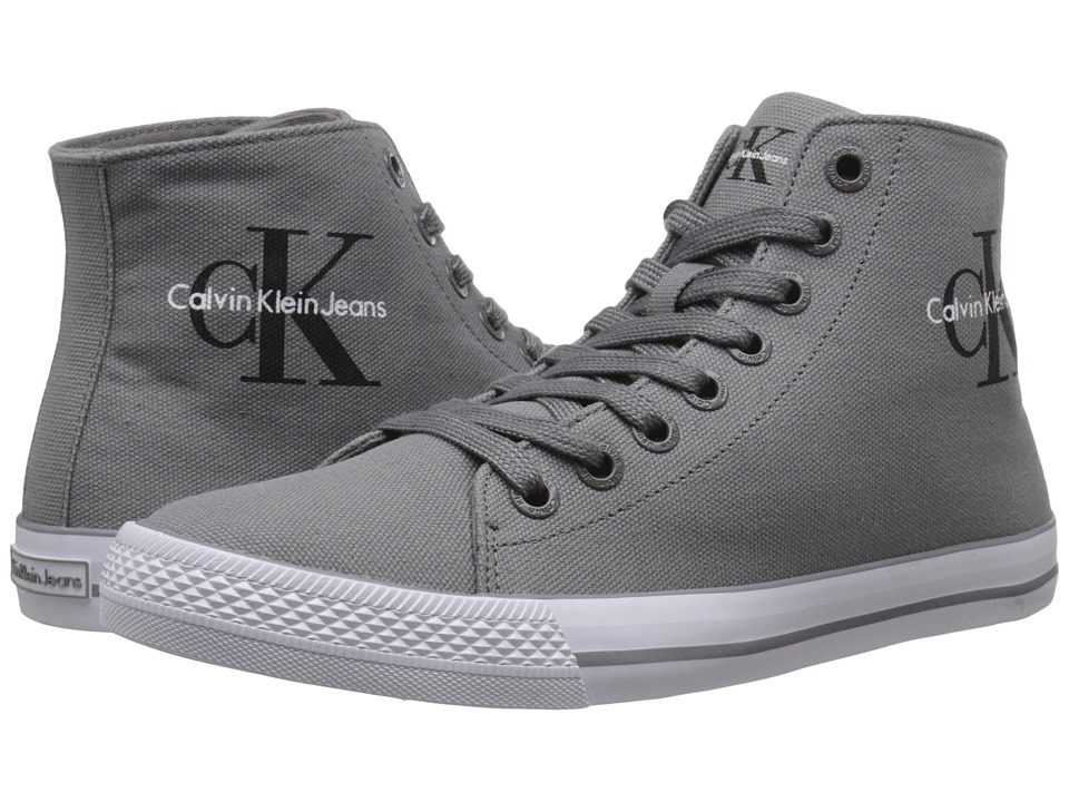 Calvin Klein Jeans - Ozzy (Grey) Men's Shoes