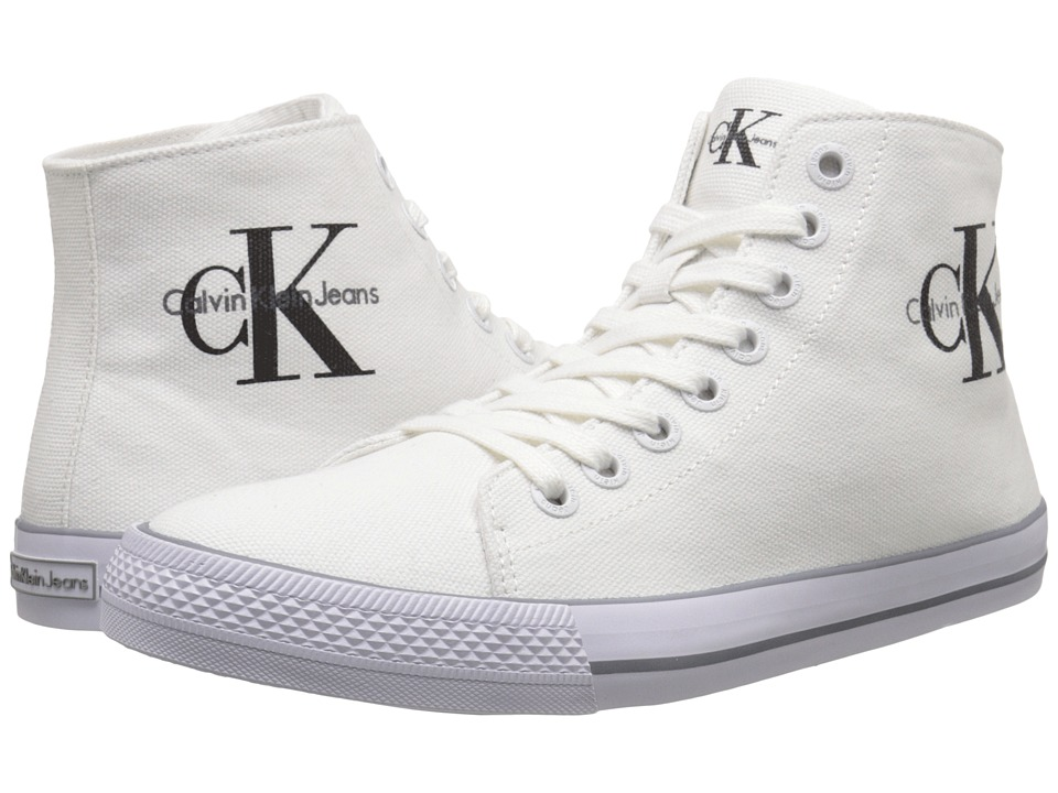 Calvin Klein Jeans - Ozzy (White) Men's Shoes