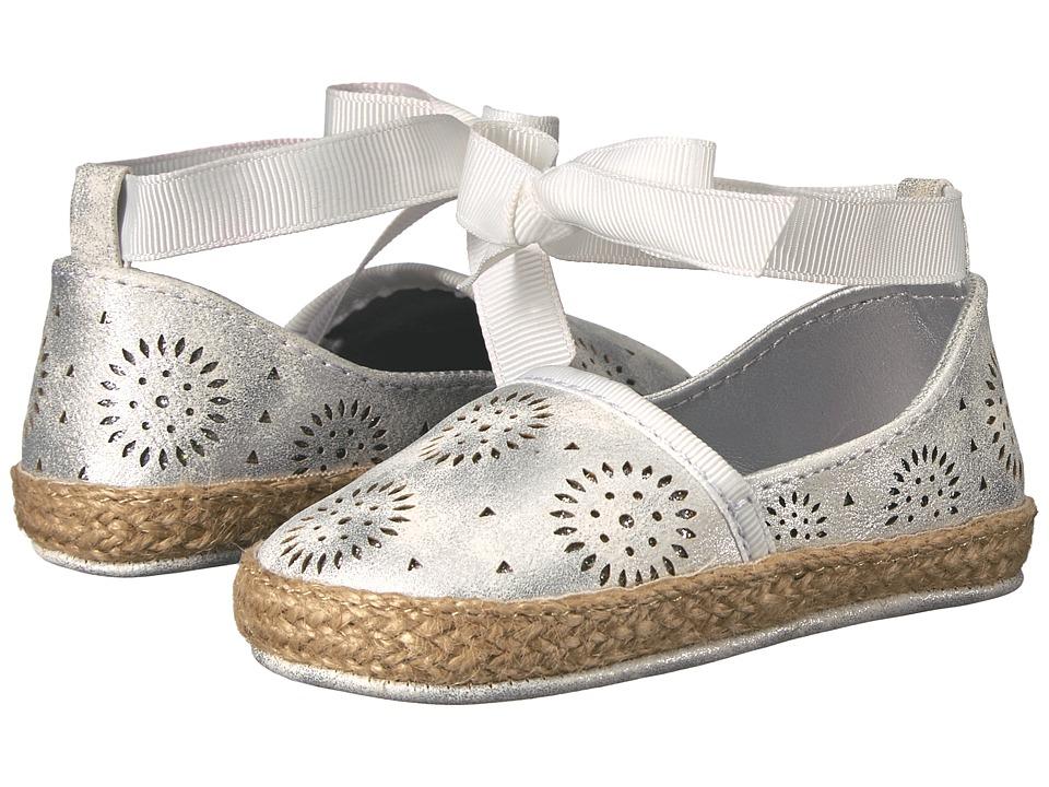 Jessica Simpson Kids - Ella (Infant/Toddler) (White) Girl's Shoes