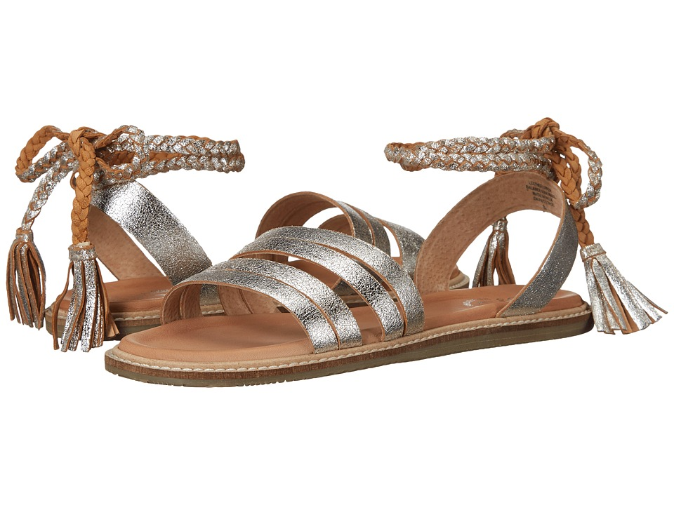 Seychelles - Botanical (Silver) Women's Sandals