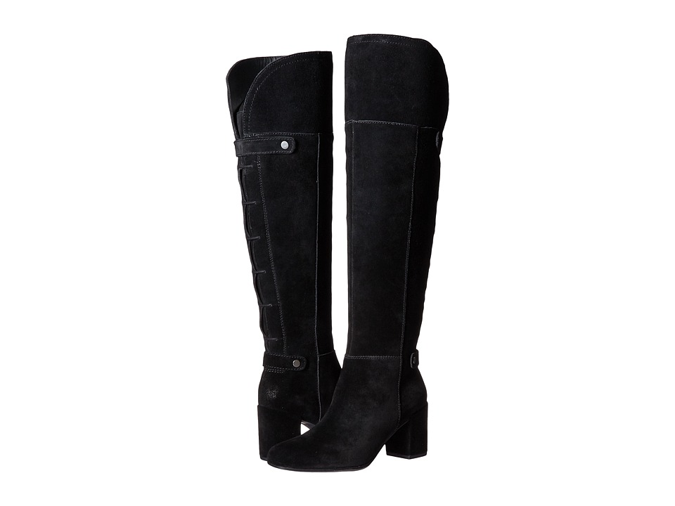 Franco Sarto - Pava (Black Barn Leather) Women's Boots