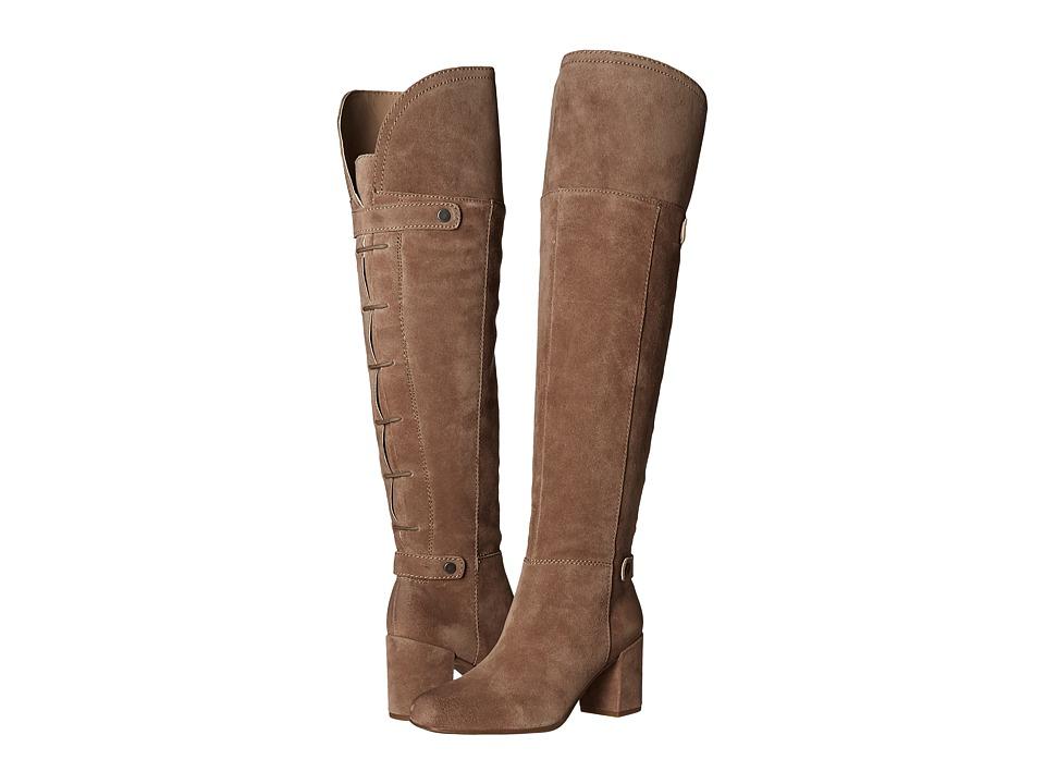 Franco Sarto Pava (Taupe Barn Leather) Women