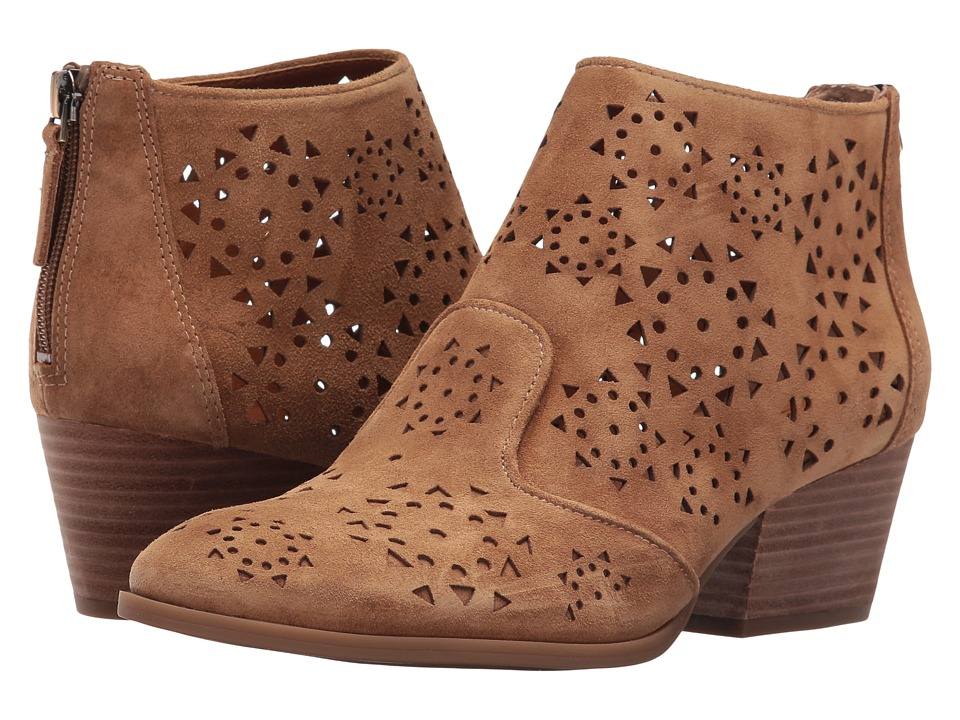 Franco Sarto - Ashlee (Toasted Barley Suede) Women's Boots