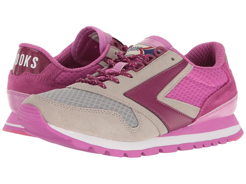 Brooks Heritage - Gelateria Chariot (Fuchsia Purple/Raspberry Radiance) Women's Shoes