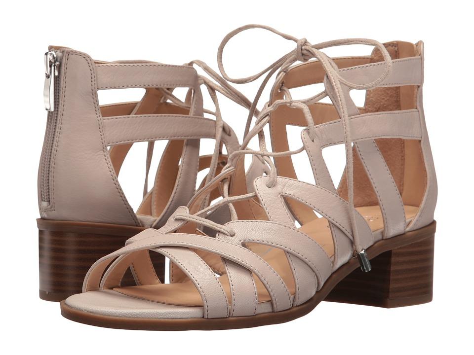 Franco Sarto Ocean (Satin Taupe Leather) Women