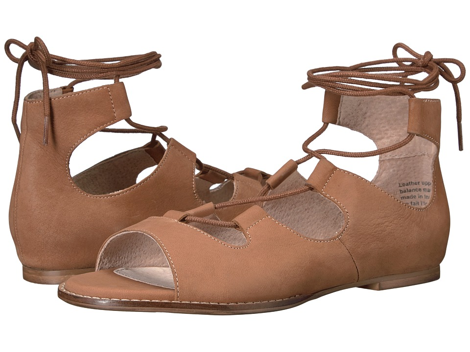 Seychelles - Standard (Tan Nubuck) Women's Shoes