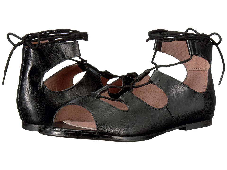 Seychelles - Standard (Black Leather) Women's Shoes