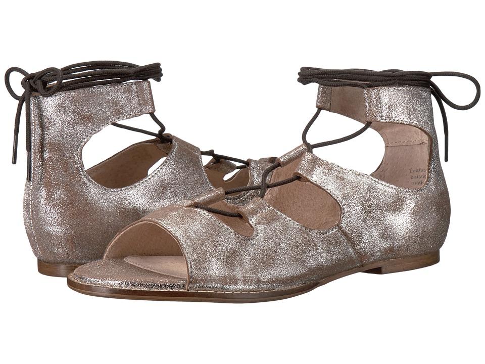 Seychelles - Standard (Pewter Metallic) Women's Shoes
