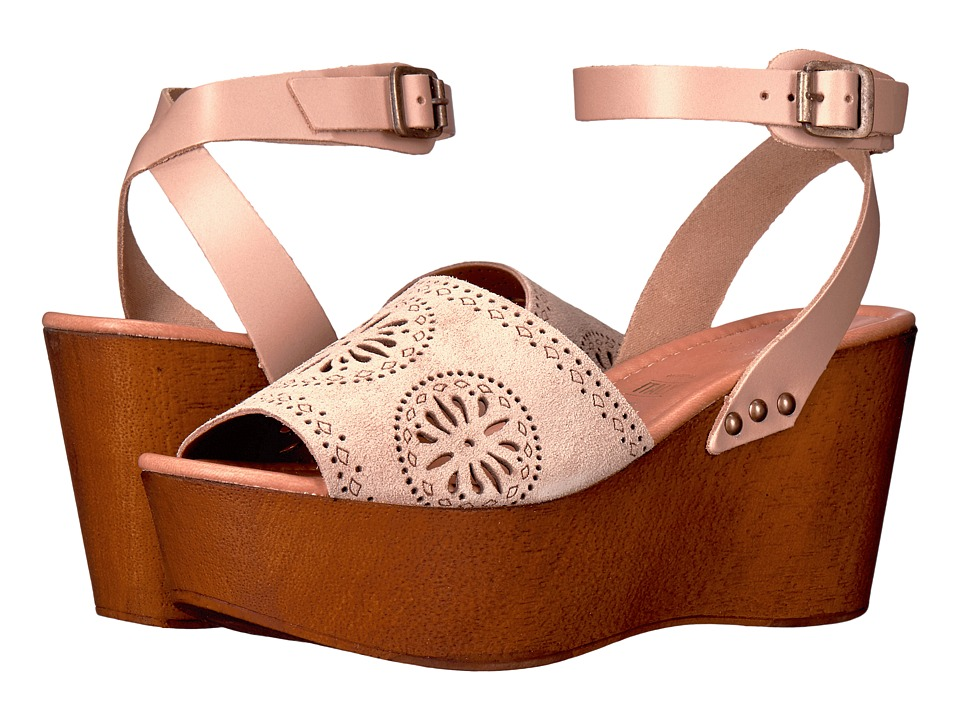 Seychelles - Stormy (Sand) Women's Wedge Shoes