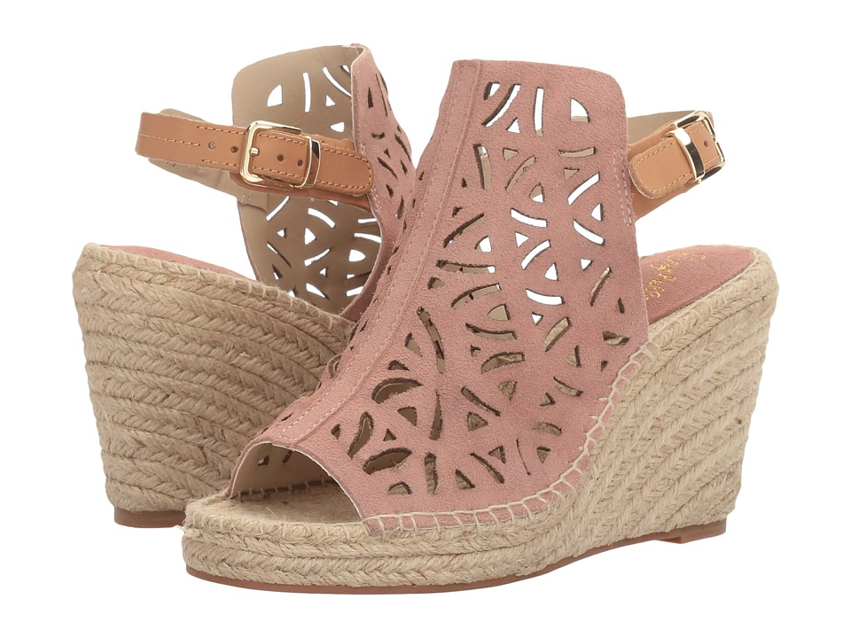 Seychelles - Jaunt (Pink) Women's Wedge Shoes