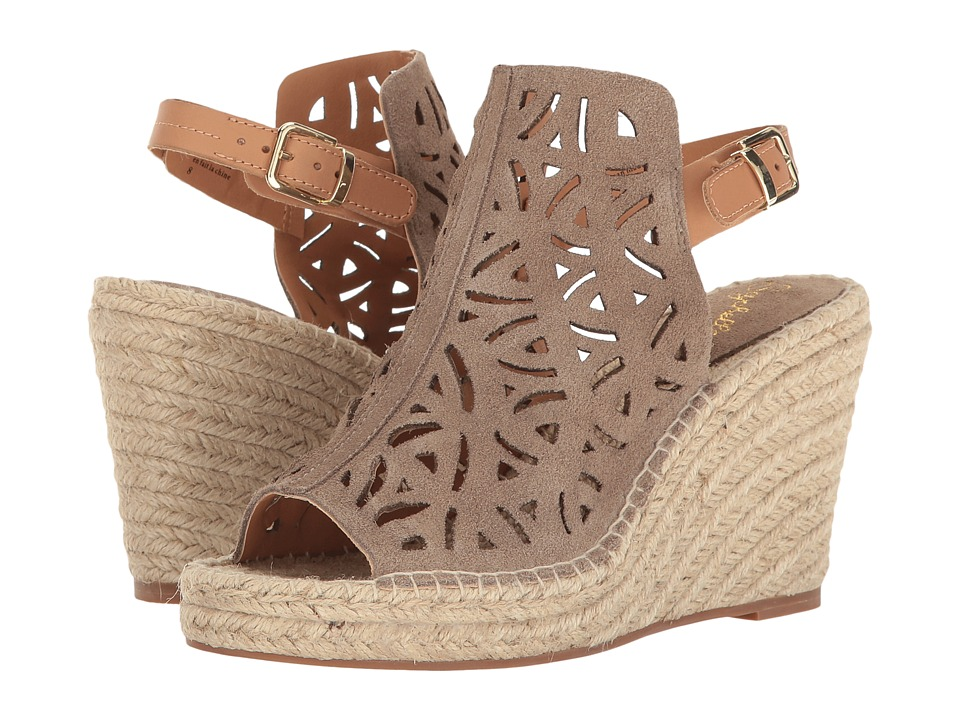 Seychelles - Jaunt (Taupe) Women's Wedge Shoes