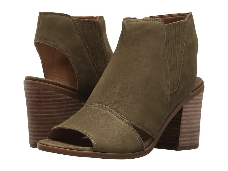 Franco Sarto Galaxy (Vintage Sage Leather) Women