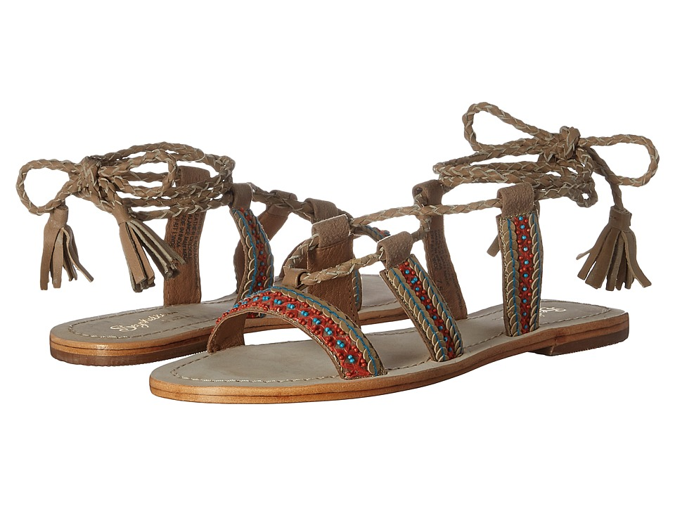 Seychelles - In Flight (Taupe) Women's Sandals