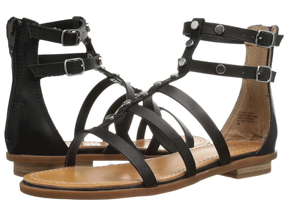 Seychelles - Dance On (Black) Women's Sandals