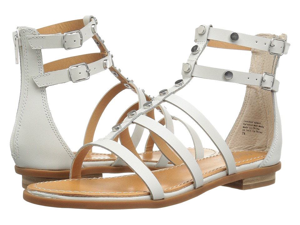 Seychelles - Dance On (White) Women's Sandals