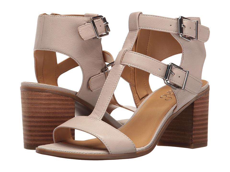 Franco Sarto Hasina (Satin Taupe Leather) Women