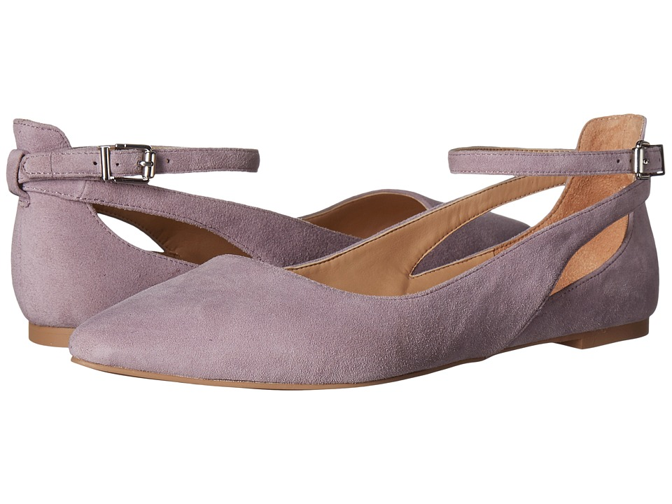 Franco Sarto - Sylvia (French Lilac Suede) Women's Dress Flat Shoes