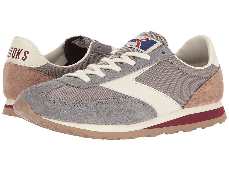 Brooks Heritage - Vanguard (Dove/Tawney Port) Women's Running Shoes