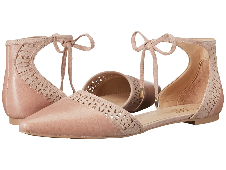 Franco Sarto - Shirley (Victorian Rose Leather) Women's Dress Flat Shoes