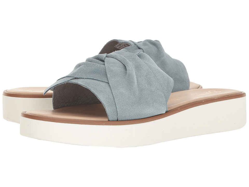 Seychelles - Coast (Mid Blue) Women's Slide Shoes