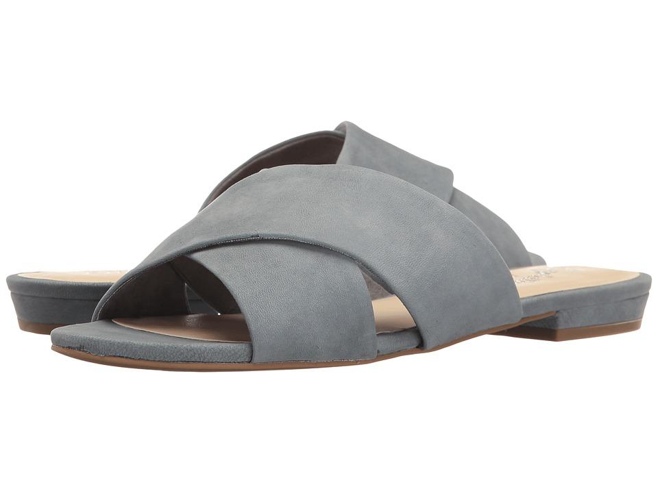Seychelles - Continental (Mid Blue Nubuck) Women's Sandals