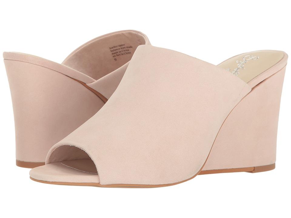Seychelles - Affirmation (Pink Nubuck) Women's Clog/Mule Shoes