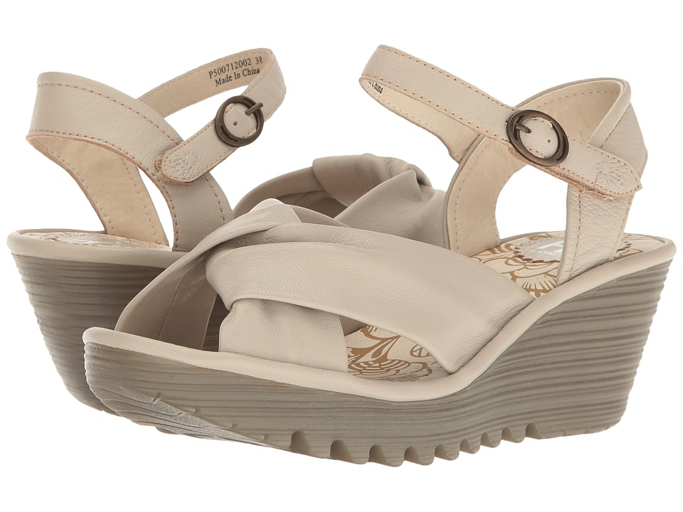 FLY LONDON Yesh712Fly (Concrete Mousse) Women