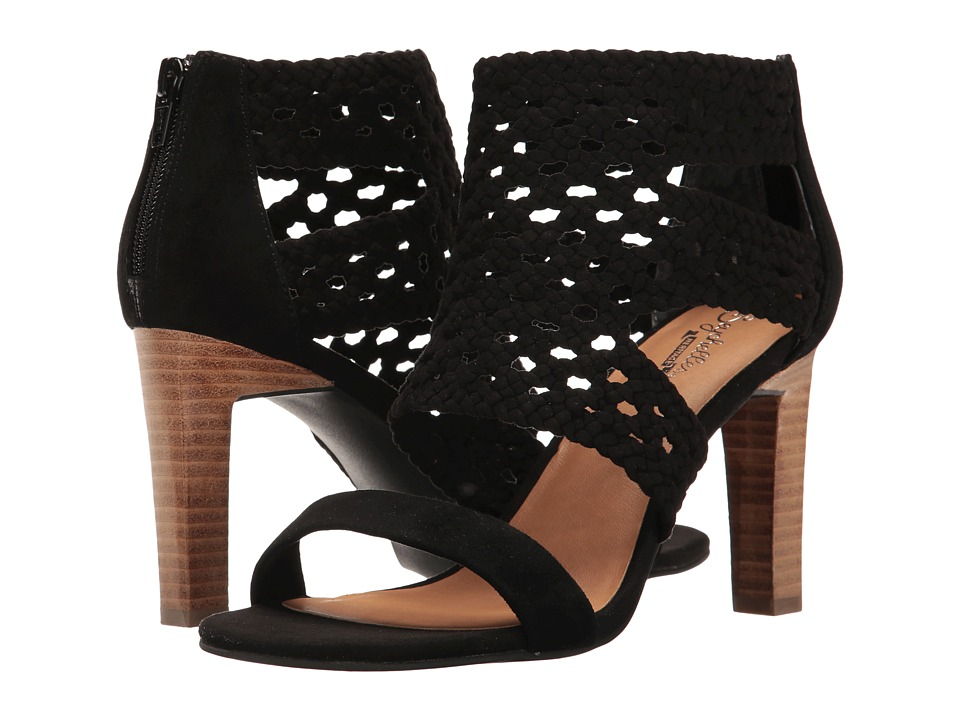 Seychelles - Turn Things Around (Black) High Heels
