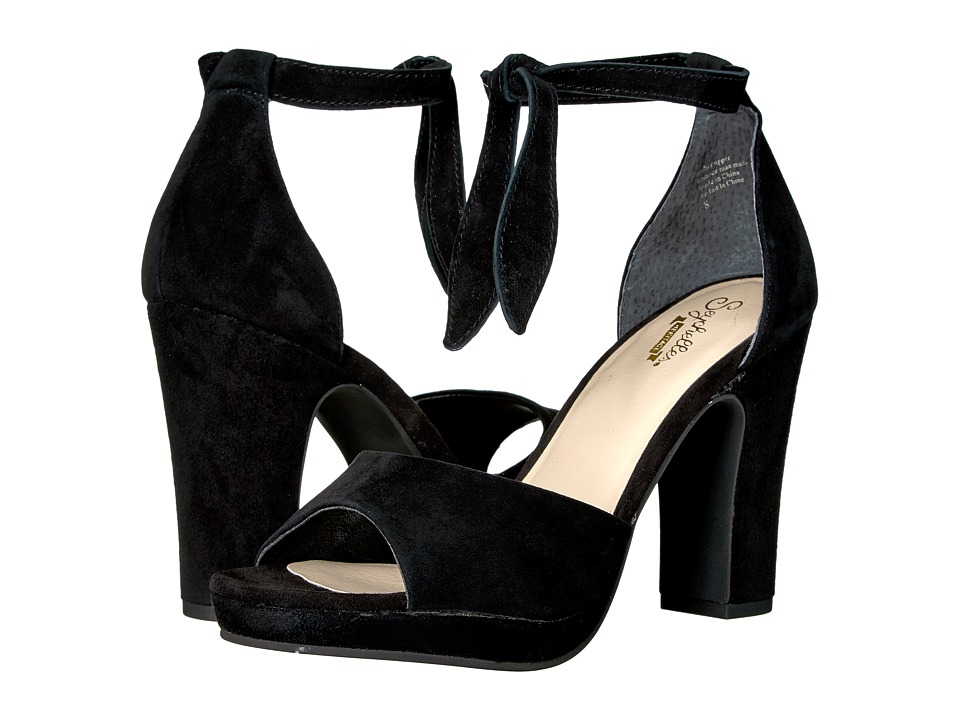 Seychelles - Journey (Black) High Heels