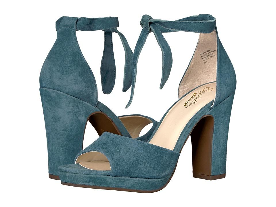 Seychelles - Journey (Denim Blue) High Heels