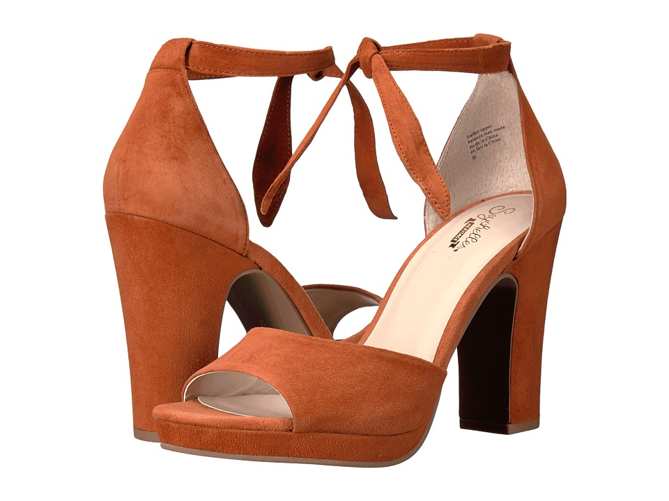 Seychelles - Journey (Rust) High Heels