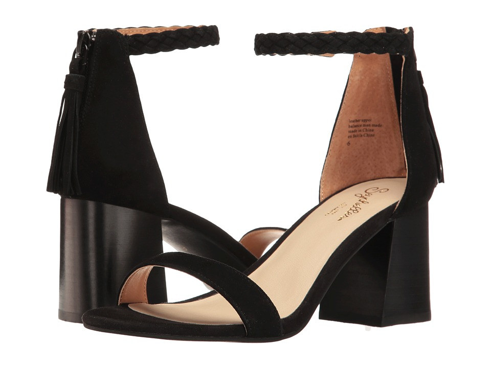 Seychelles - Fury (Black) High Heels