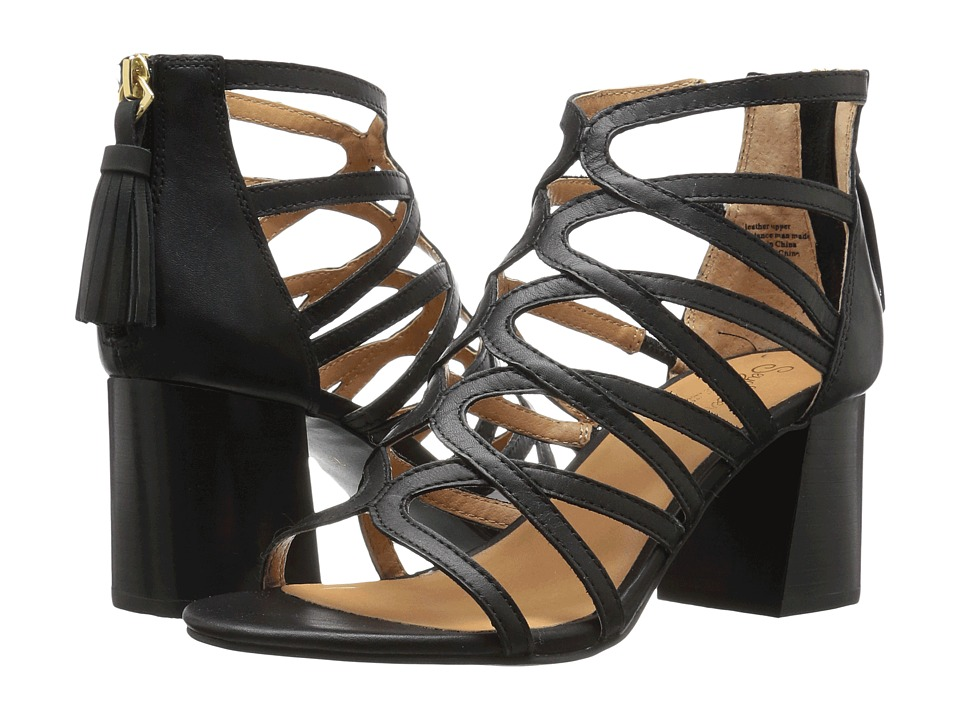 Seychelles - One Kiss (Black) High Heels