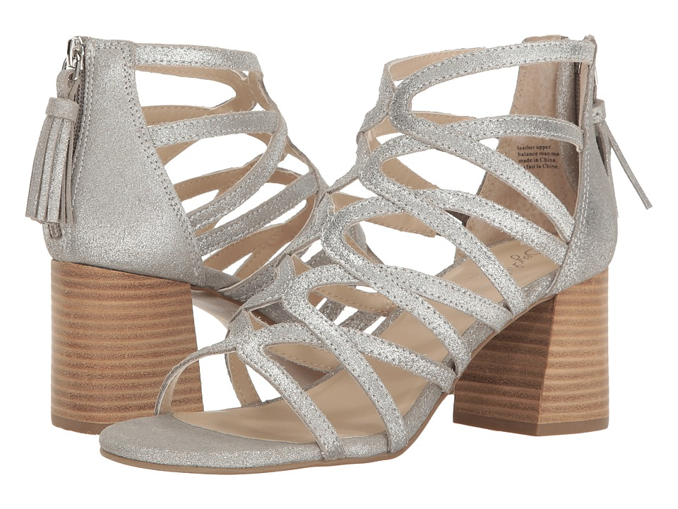 Seychelles - One Kiss (Silver Metallic) High Heels
