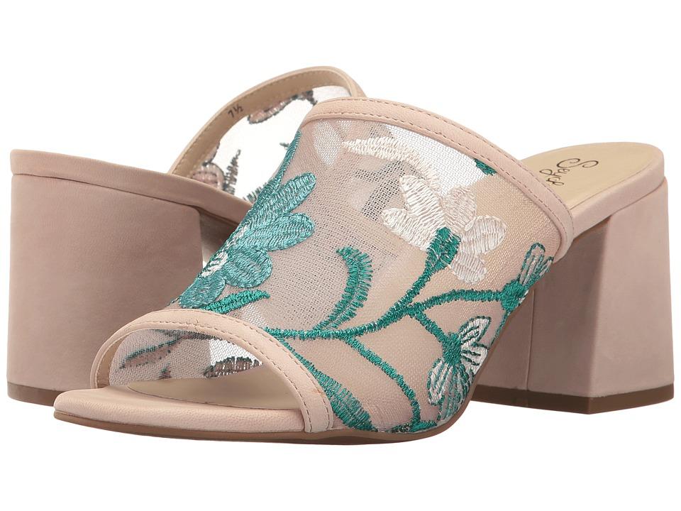 Seychelles - Nursery (Pink Leather) Women's 1-2 inch heel Shoes
