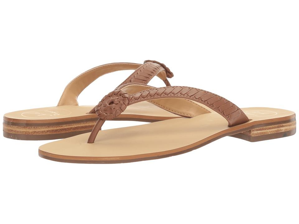 Jack Rogers - Ali (Cognac) Women's Shoes