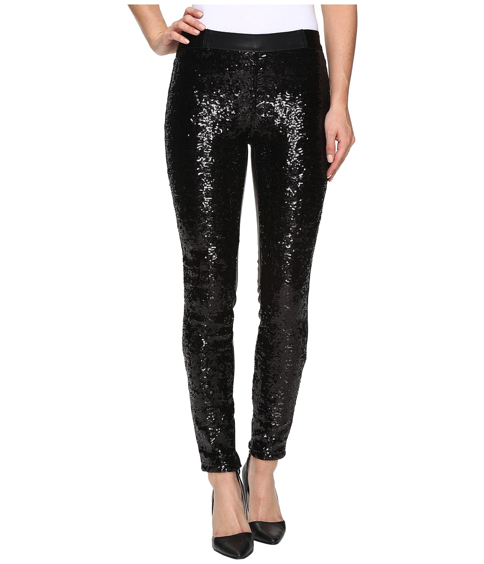 Blank NYC - Sequin Pull-On Skinny in Shape Shifter (Shape Shifter) Women's Jeans