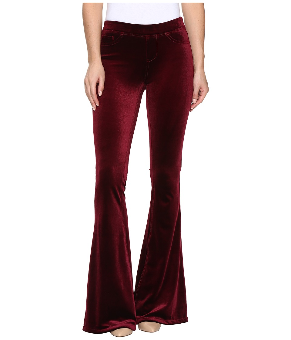 Blank NYC Velvet Burgundy Pull-On Flare in Burgundy Lush (Burgundy Lush) Women