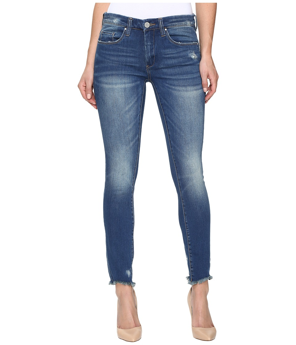 Blank NYC - Denim Released Hem Skinny in Factory Girl (Factory Girl) Women's Jeans